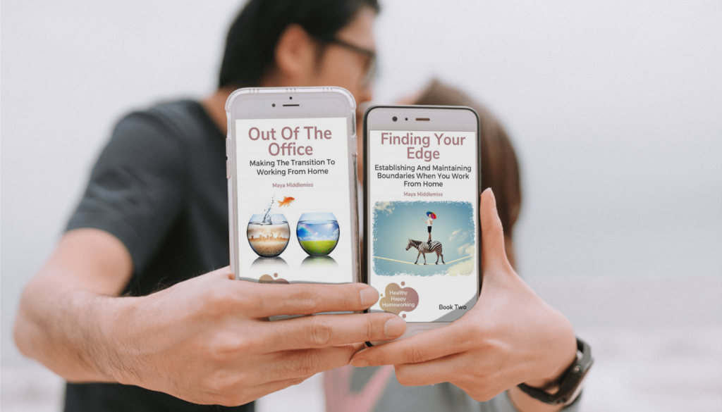 Out of the Office and Finding your Edge mobile ebooks