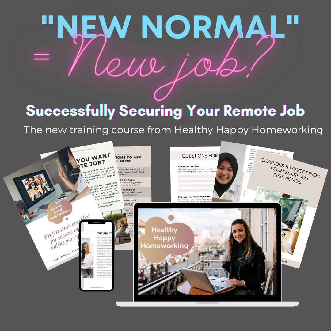 Successfully Securing Your Remote Job